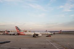 American-Airlines-Sunset