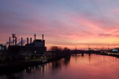 Schuylkill River Sunset