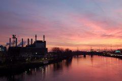 Schuylkill River Sunset