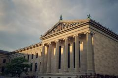 Philadelphia-Museum-Art-Sunset