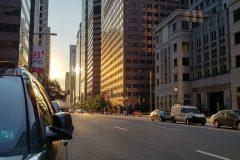 Market Street Sunset